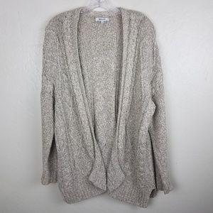 Madewell | Chunky Knit Cardigan L